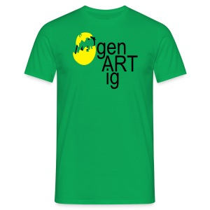 TWEETLERCOOLS - eigenARTig - Männer T-Shirt