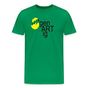 TWEETLERCOOLS - eigenARTig - Männer Premium T-Shirt