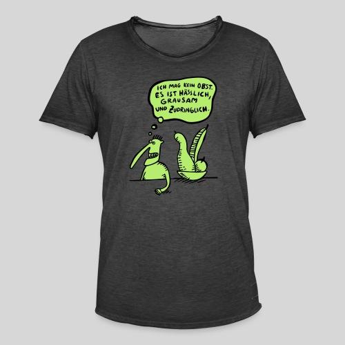 obst - Männer Vintage T-Shirt