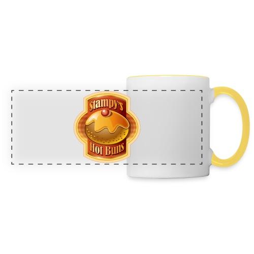 Stampy's Hot Buns - Child's T-shirt  - Panoramic Mug