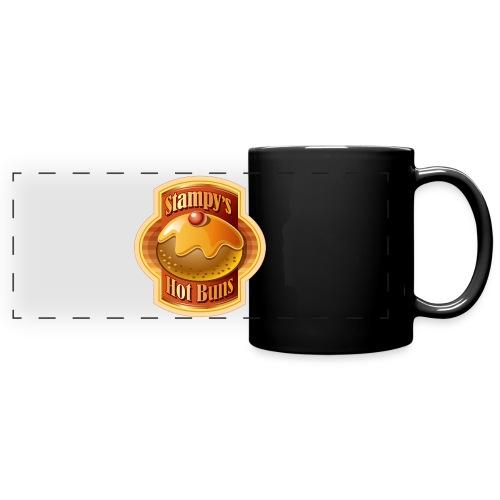 Stampy's Hot Buns - Child's T-shirt  - Full Color Panoramic Mug