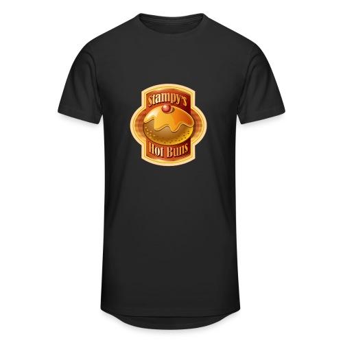 Stampy's Hot Buns - Child's T-shirt  - Men's Long Body Urban Tee