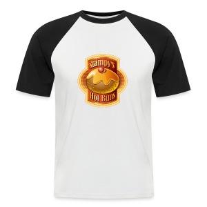Stampy's Hot Buns - Child's T-shirt  - Men's Baseball T-Shirt