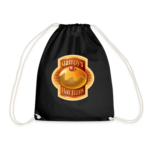 Stampy's Hot Buns - Child's T-shirt  - Drawstring Bag
