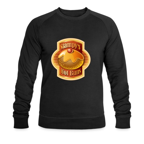 Stampy's Hot Buns - Child's T-shirt  - Men's Organic Sweatshirt by Stanley & Stella