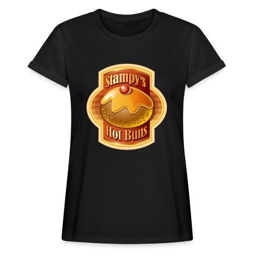Stampy's Hot Buns - Child's T-shirt  - Women's Oversize T-Shirt