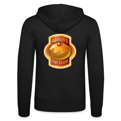 Stampy's Hot Buns - Child's T-shirt  - Unisex Hooded Jacket by Bella + Canvas