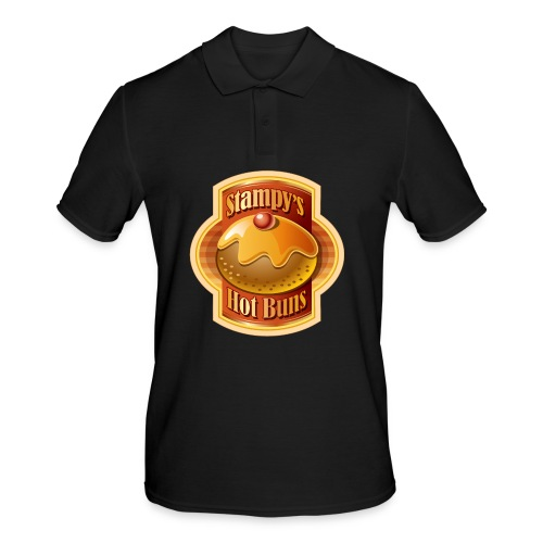 Stampy's Hot Buns - Child's T-shirt  - Men's Polo Shirt