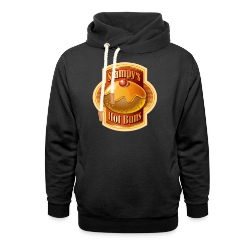 Stampy's Hot Buns - Child's T-shirt  - Shawl Collar Hoodie