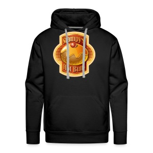 Stampy's Hot Buns - Child's T-shirt  - Men's Premium Hoodie