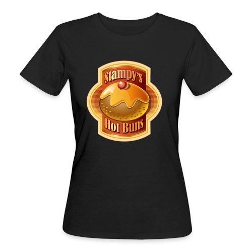Stampy's Hot Buns - Child's T-shirt  - Women's Organic T-shirt