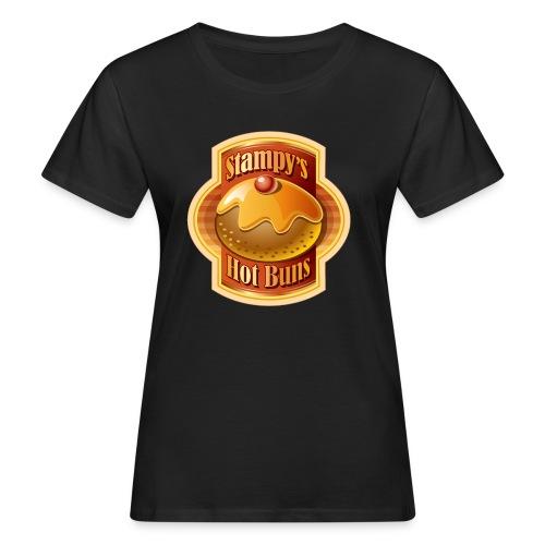 Stampy's Hot Buns - Child's T-shirt  - Women's Organic T-Shirt