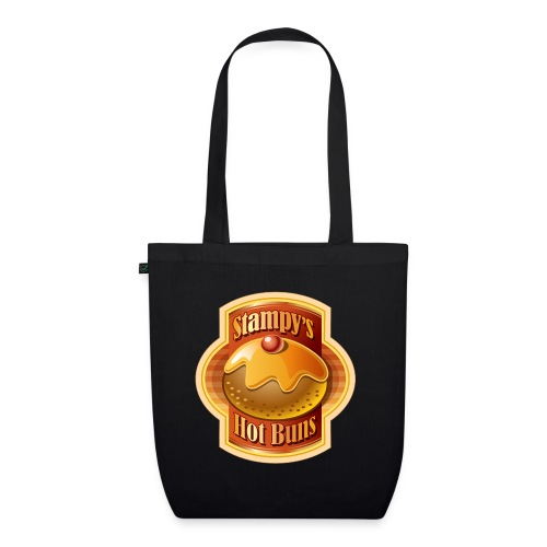 Stampy's Hot Buns - Child's T-shirt  - EarthPositive Tote Bag