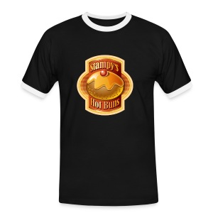 Stampy's Hot Buns - Child's T-shirt  - Men's Ringer Shirt