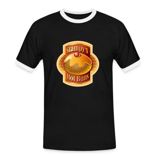 Stampy's Hot Buns - Child's T-shirt  - Men's Ringer Shirt