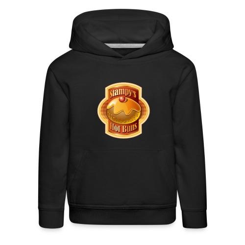 Stampy's Hot Buns - Child's T-shirt  - Kids' Premium Hoodie