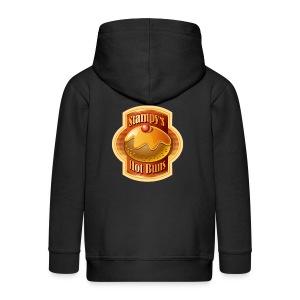 Stampy's Hot Buns - Child's T-shirt  - Kids' Premium Zip Hoodie