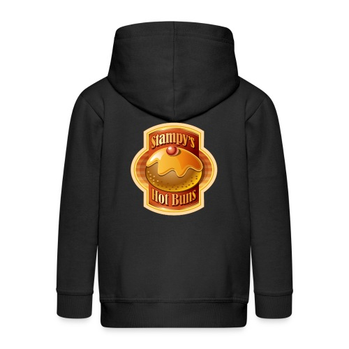 Stampy's Hot Buns - Child's T-shirt  - Kids' Premium Zip Hoodie