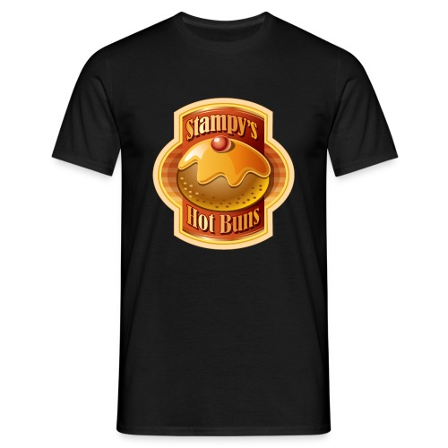 Stampy's Hot Buns - Child's T-shirt  - Men's T-Shirt