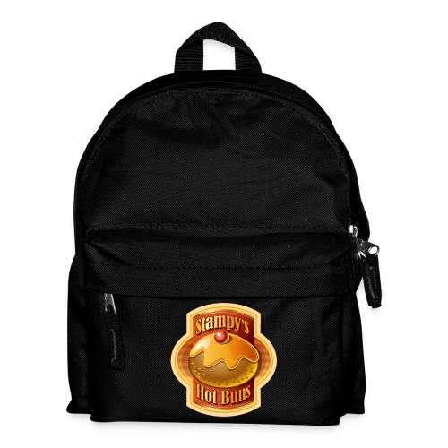 Stampy's Hot Buns - Child's T-shirt  - Kids' Backpack