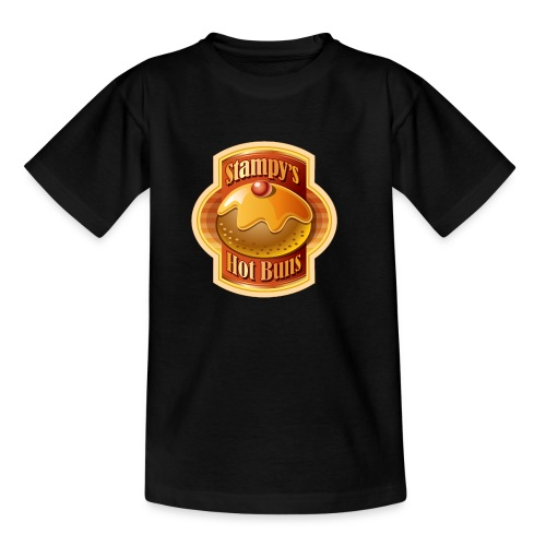Stampy's Hot Buns - Child's T-shirt  - Kids' T-Shirt