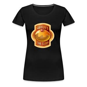 Stampy's Hot Buns - Child's T-shirt  - Women's Premium T-Shirt