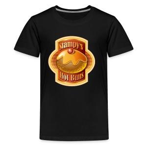 Stampy's Hot Buns - Child's T-shirt  - Teenage Premium T-Shirt