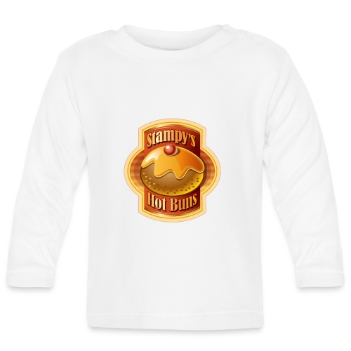 Stampy's Hot Buns - Child's T-shirt  - Baby Long Sleeve T-Shirt