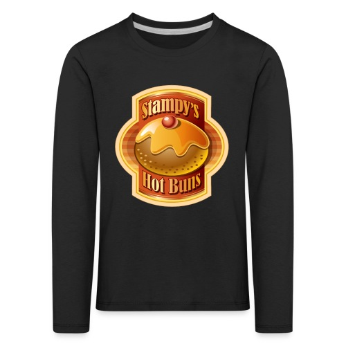 Stampy's Hot Buns - Child's T-shirt  - Kids' Premium Longsleeve Shirt