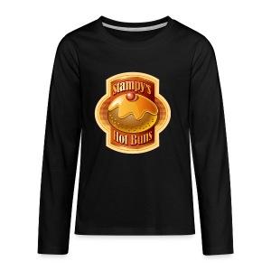 Stampy's Hot Buns - Child's T-shirt  - Teenagers' Premium Longsleeve Shirt