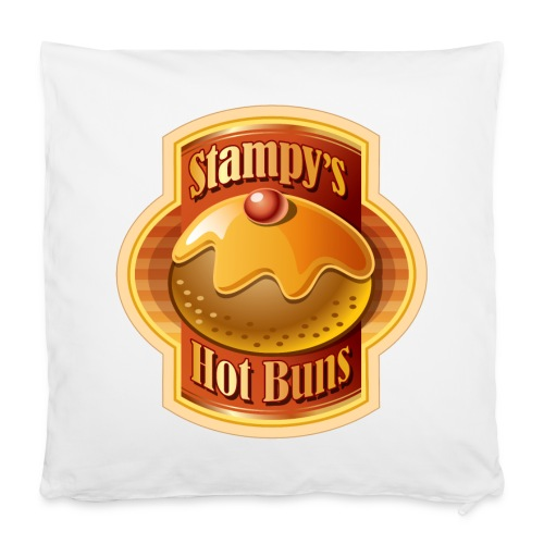 Stampy's Hot Buns - Child's T-shirt  - Pillowcase 40 x 40 cm