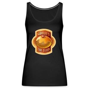 Stampy's Hot Buns - Child's T-shirt  - Women's Premium Tank Top
