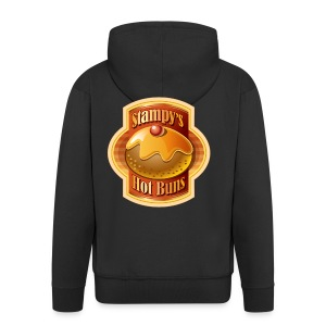 Stampy's Hot Buns - Child's T-shirt  - Men's Premium Hooded Jacket