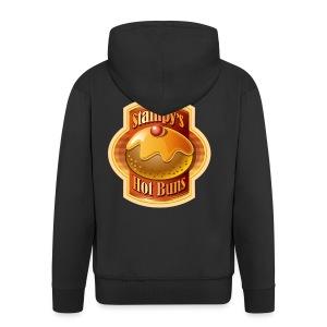 Stampy's Hot Buns - Child's T-shirt  - Men's Premium Hooded Jacket