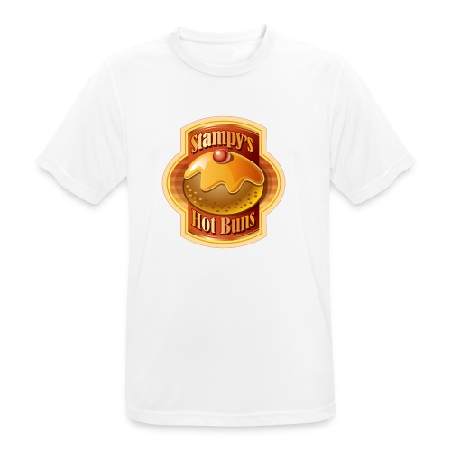 Stampy's Hot Buns - Child's T-shirt  - Men's Breathable T-Shirt