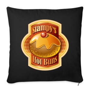 Stampy's Hot Buns - Bag - Sofa pillow cover 44 x 44 cm