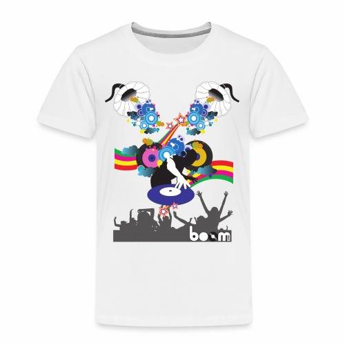 Felpa Music-Color - Maglietta Premium per bambini