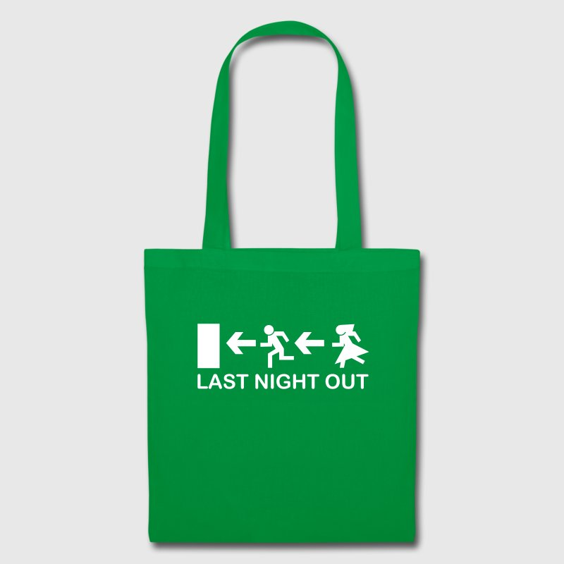 Bachelor's Last Night Out Bags & backpacks - Tote Bag