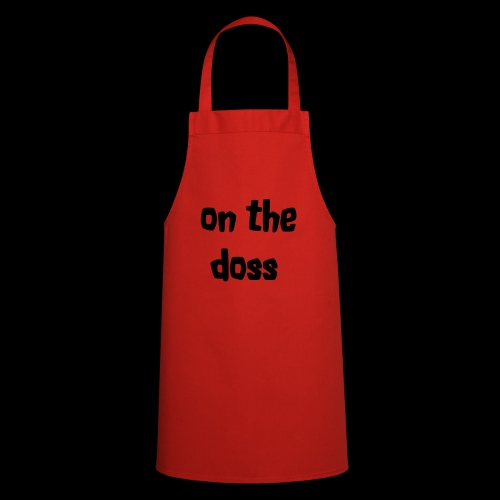 On the Doss Glow in the Dark - Cooking Apron