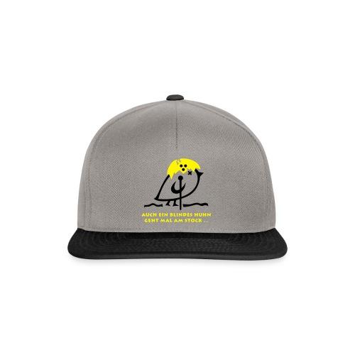 TWEETLERCOOLS - Blindes Huhn - Snapback Cap