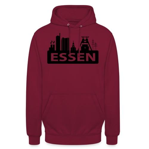 Skyline Essen - T-Shirt - Unisex Hoodie