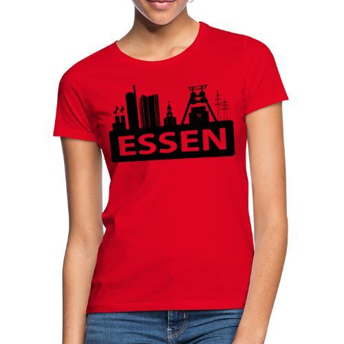 Skyline Essen - T-Shirt - Frauen T-Shirt