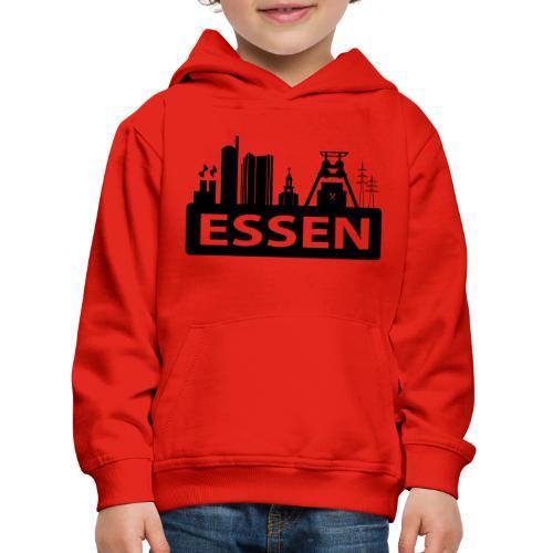 Skyline Essen - T-Shirt - Kinder Premium Hoodie