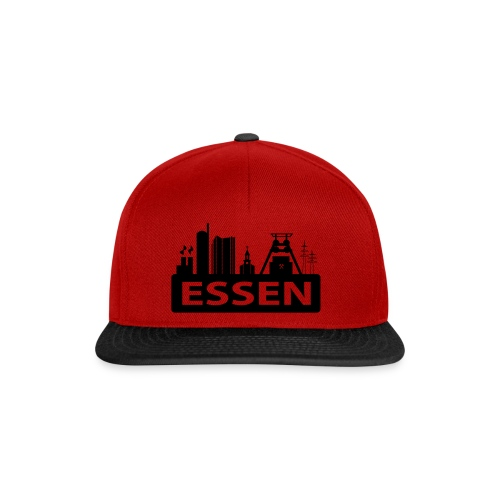 Skyline Essen - T-Shirt - Snapback Cap