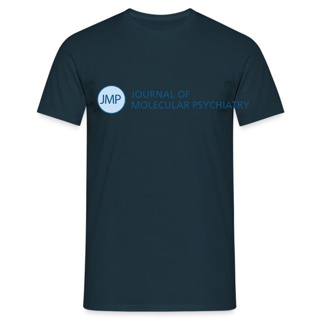 Journal of Molecular Psychiatry Mens T-shirt