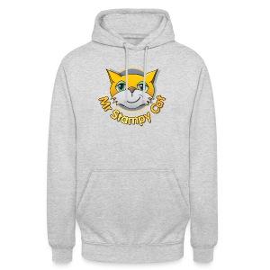 Mr. Stampy Cat - Teddy Bear - Unisex Hoodie