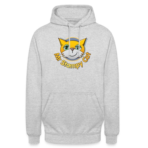 Mr. Stampy Cat - Teddy Bear - Unisex Hoodie