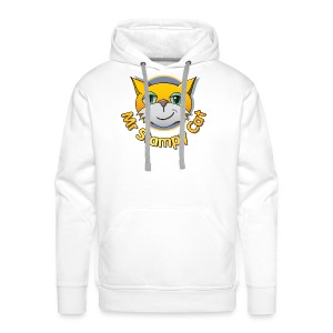 Mr. Stampy Cat - Teddy Bear - Men's Premium Hoodie