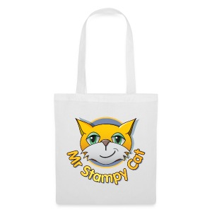 Mr. Stampy Cat - Teddy Bear - Tote Bag