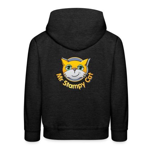 Mr. Stampy Cat - Teddy Bear - Kids' Premium Hoodie